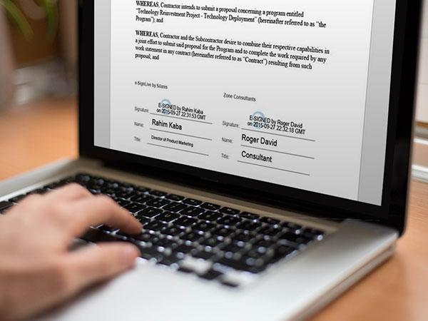 A Quick Guide to Electronic Signature Software
