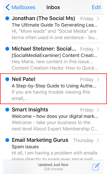 5 Tips For Designing Emails That Drive Sales3