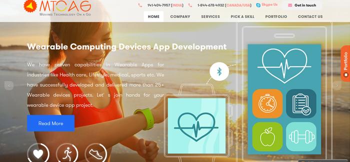 MTOAG Iot App Development Services