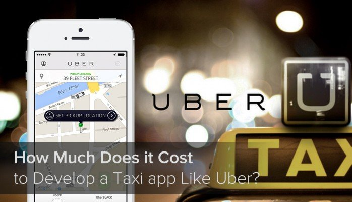 How much does it cost to Develop an Taxi App Like Uber