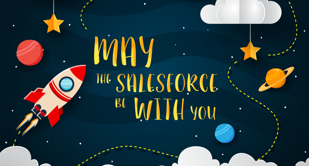 May the (Sales) Force be with you